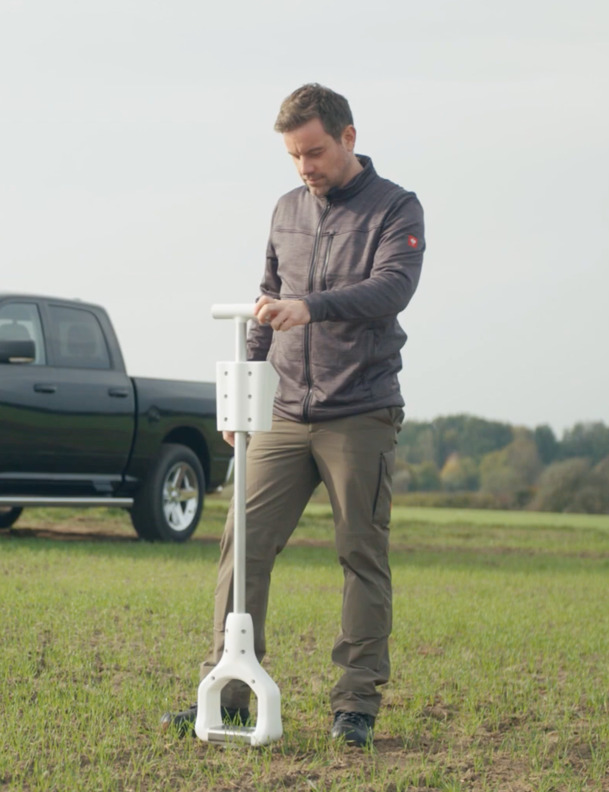 Farmlab by STENON for real-time soil analysis